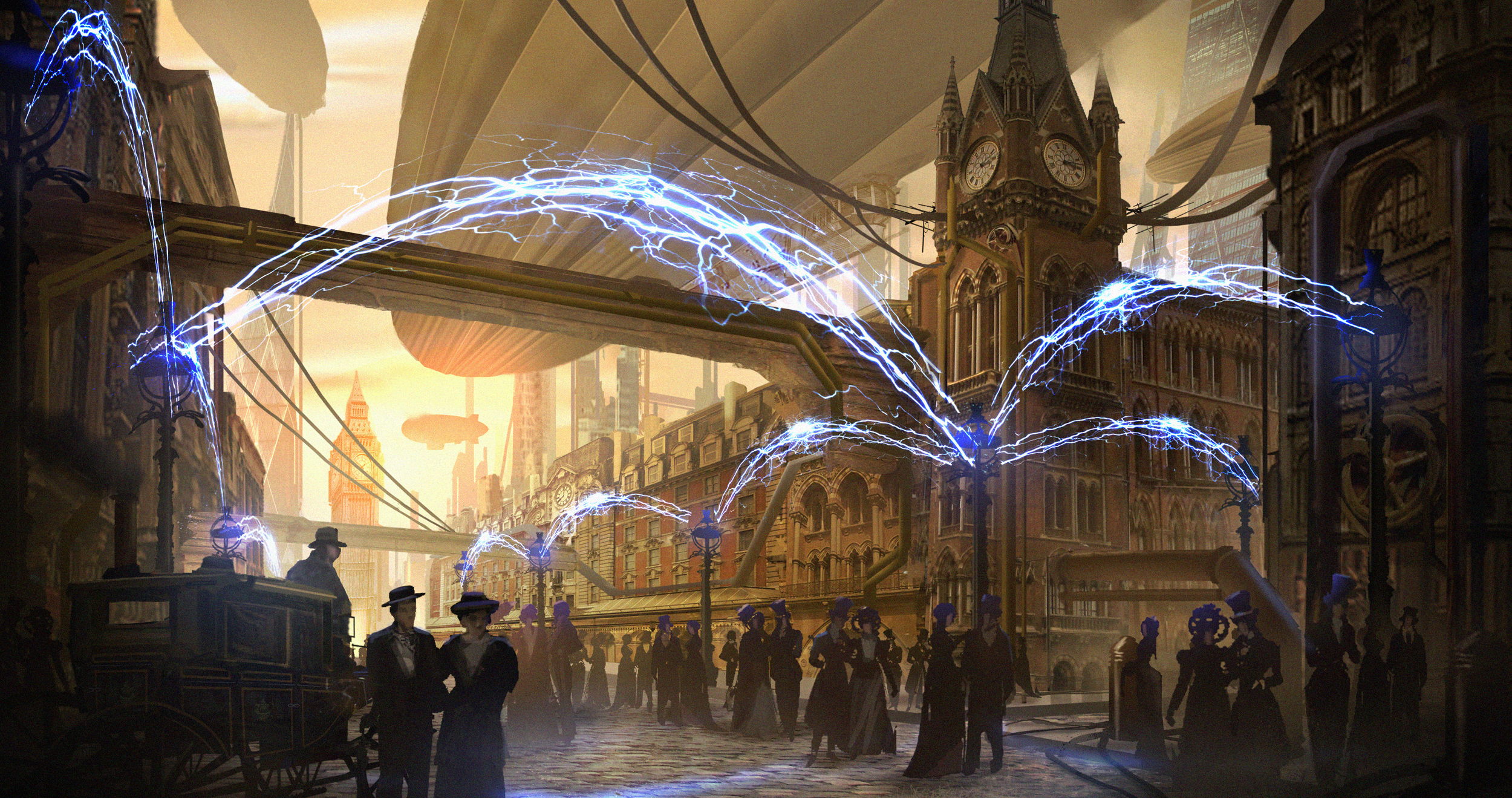 Steampunk full hd wallpaper and background image for Steampunk wallpaper home