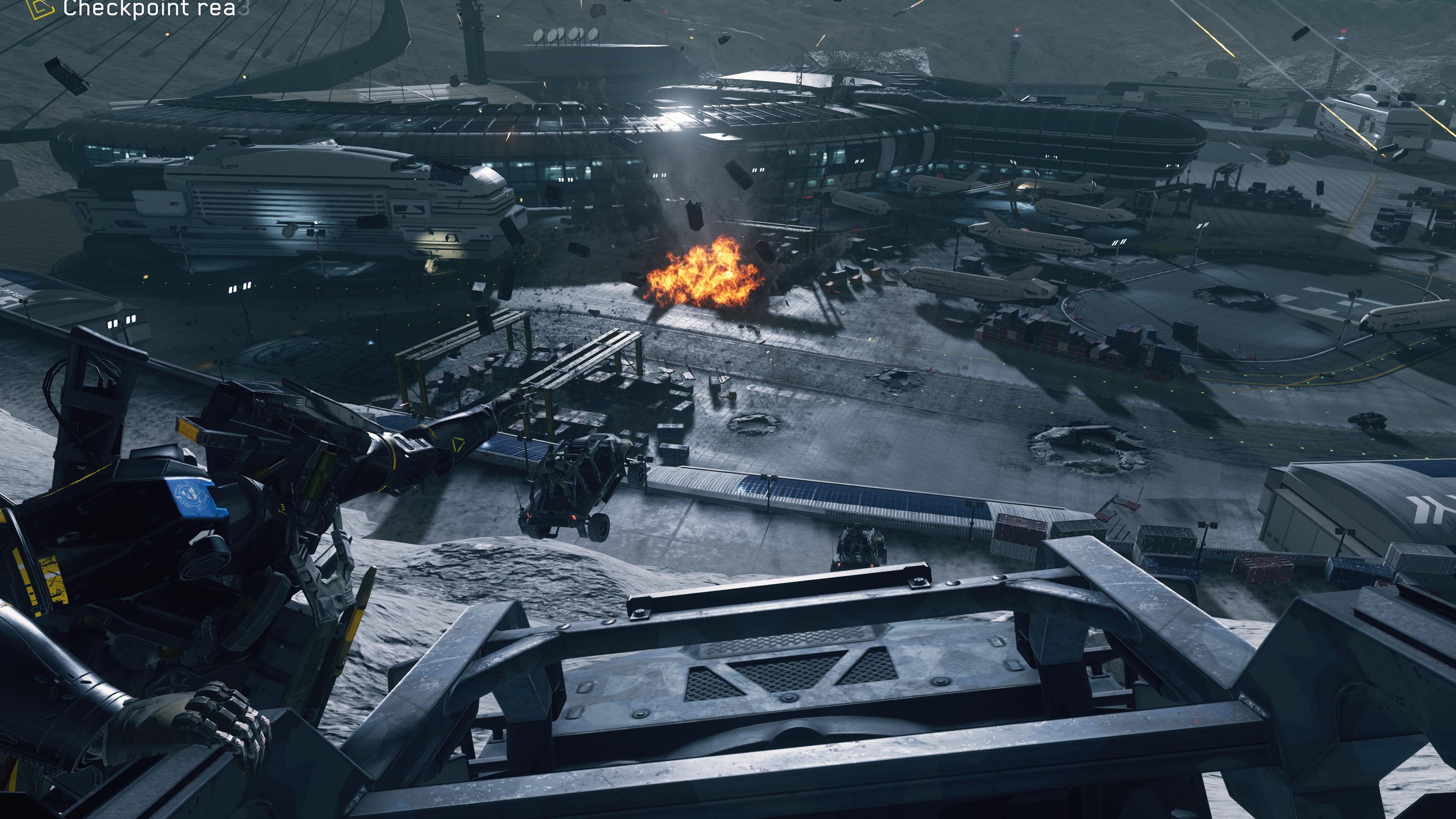 46 Call Of Duty Infinite Warfare Hd Wallpapers Background