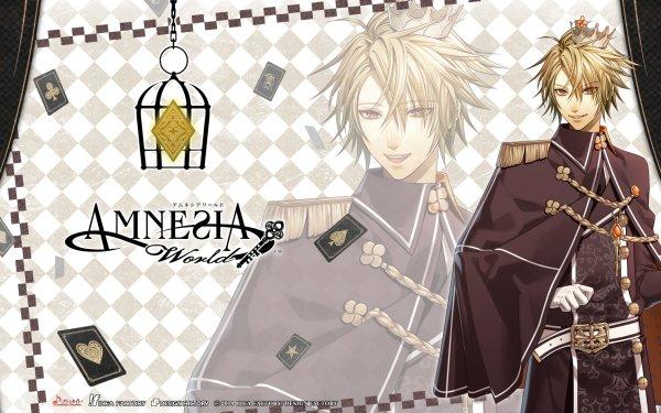 Anime Amnesia Toma Otome Game HD Wallpaper   Background Image