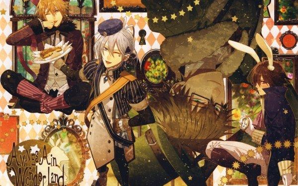 Anime Amnesia Ikki Shin Kent Toma Otome Game HD Wallpaper | Background Image