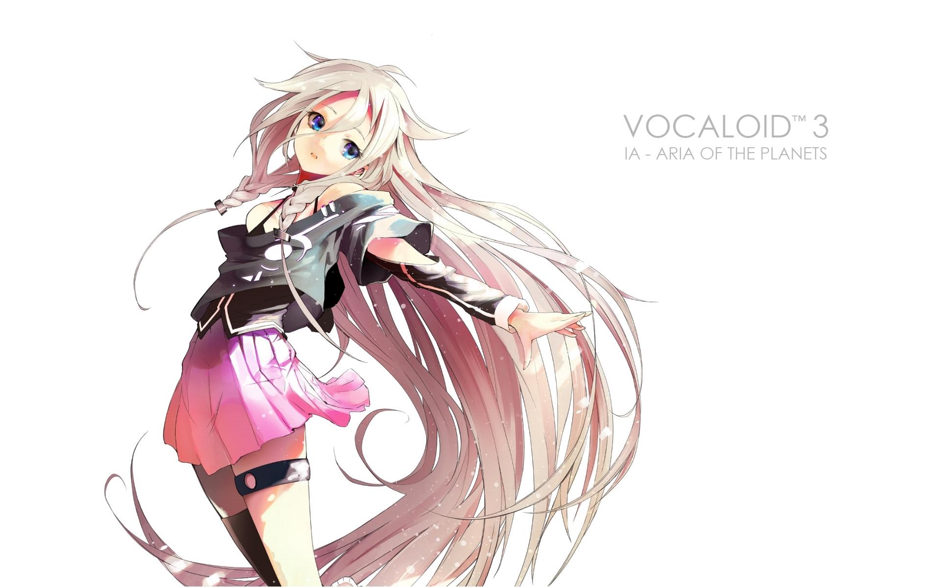 Vocaloid Fondo De Pantalla Hd Fondo De Escritorio