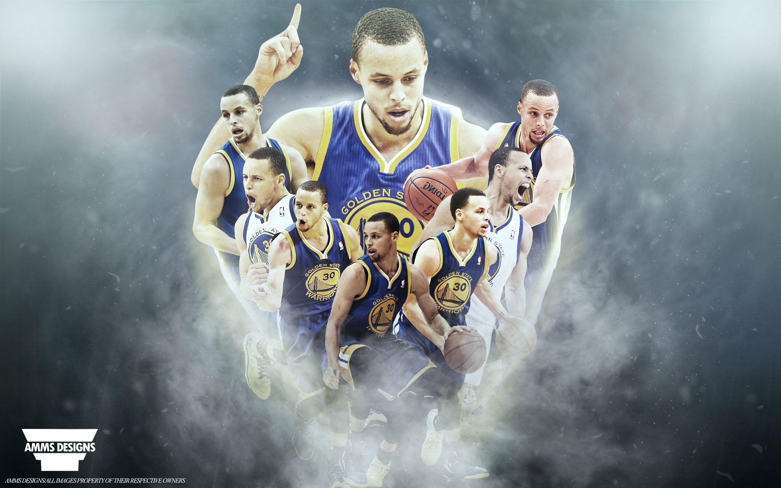 Stephen curry full hd wallpaper and background image 2560x1600 sports stephen curry wallpaper voltagebd Images