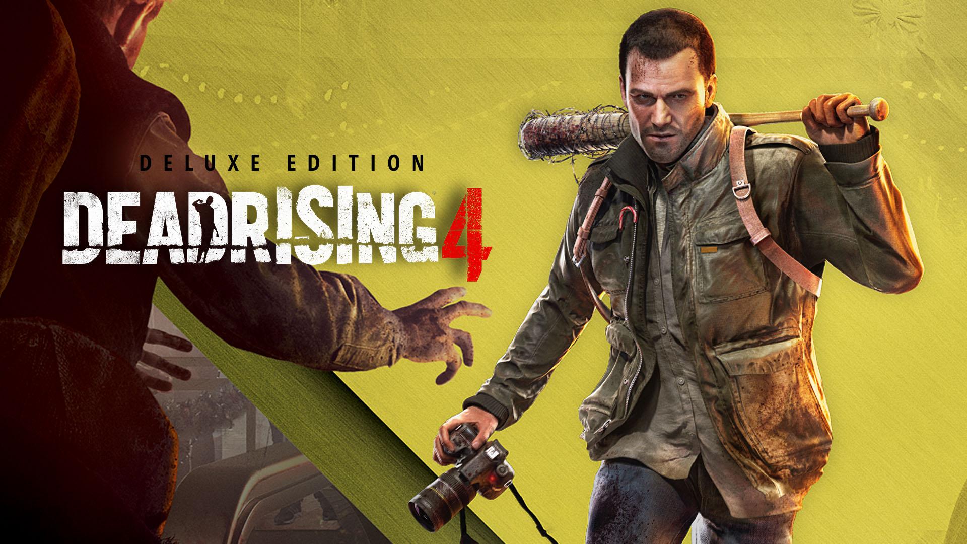 Dead Rising 4 Wallpaper: Dead Rising 4 HD Wallpaper