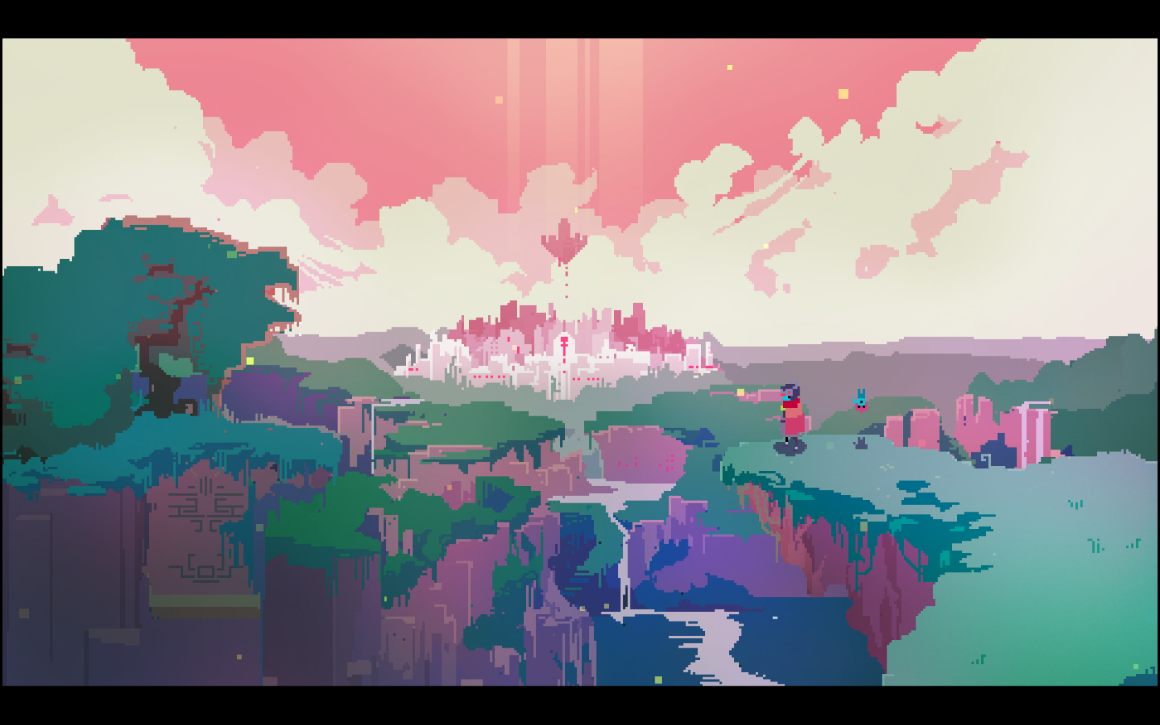22 Hyper Light Drifter Hd Wallpapers Background Images