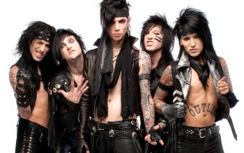 26 Black Veil Brides Hd Wallpapers Background Images Wallpaper Abyss