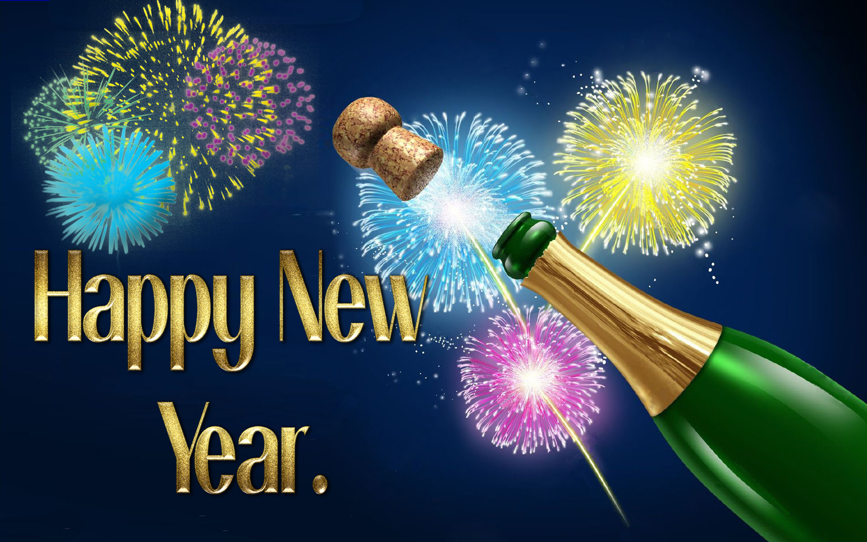 new year full hd wallpaper and background image | 2880x1800 | id:776934