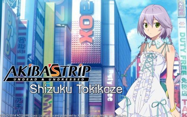 Anime Akiba's Trip HD Wallpaper | Background Image