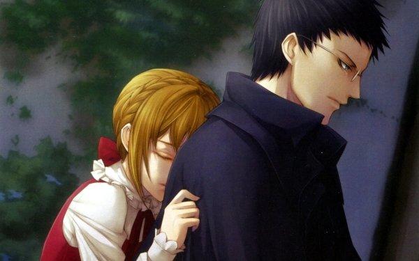 Anime Will o' Wisp Jack Hanna Ellington HD Wallpaper | Background Image