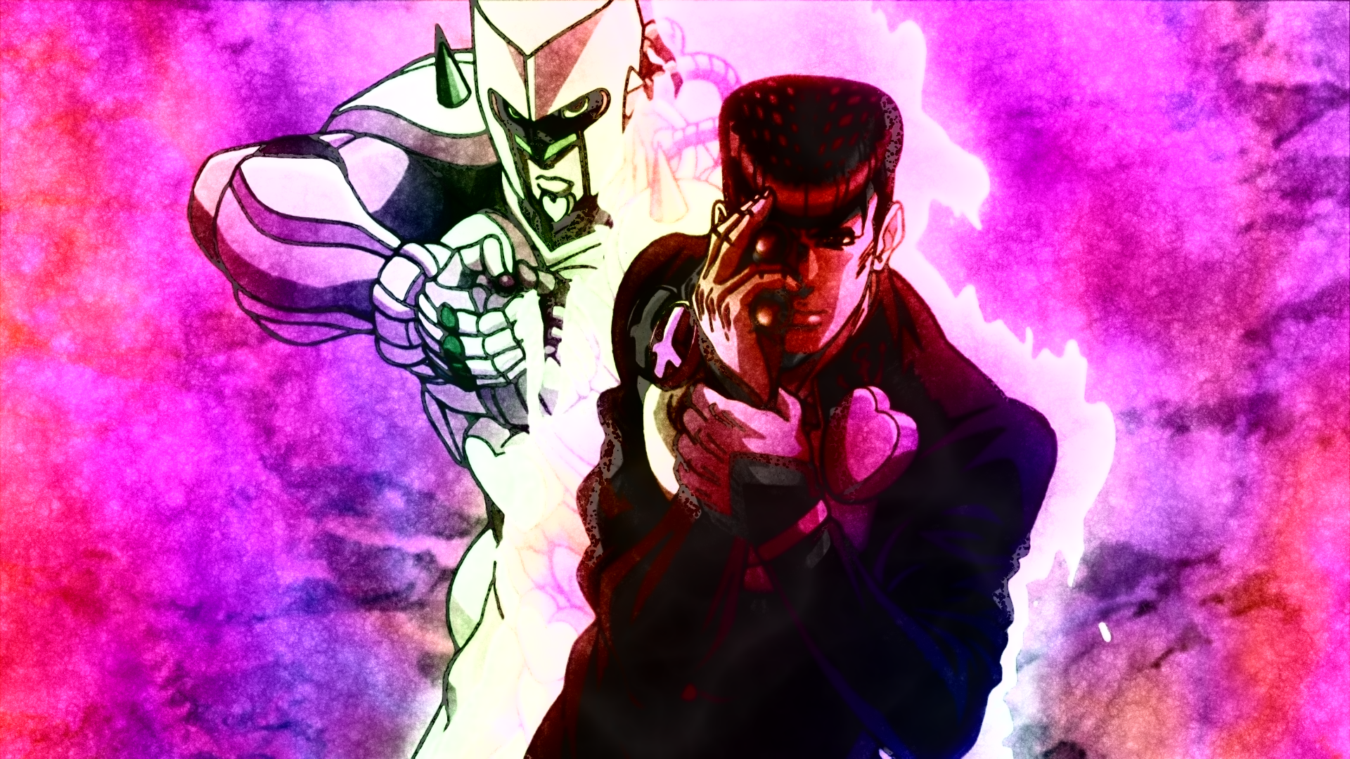 Jojos Bizarre Adventure Full HD Wallpaper And Background Image