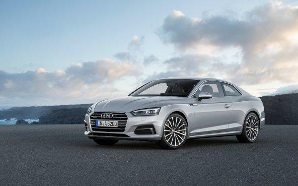 Vehicles Audi A5 Audi Car Silver Car Luxury Car HD Wallpaper | Background Image