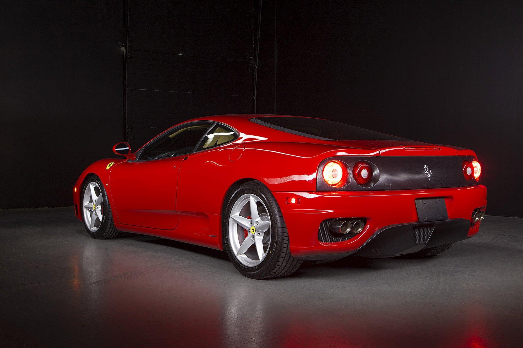 View Ferrari Modena Mpbile Wallpaper  Background