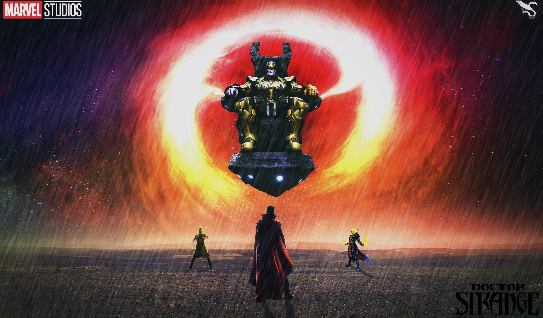 Doctor Strange Marvel Movie Wallpapers Widescreen Cinema: Doctor Strange HD Wallpaper