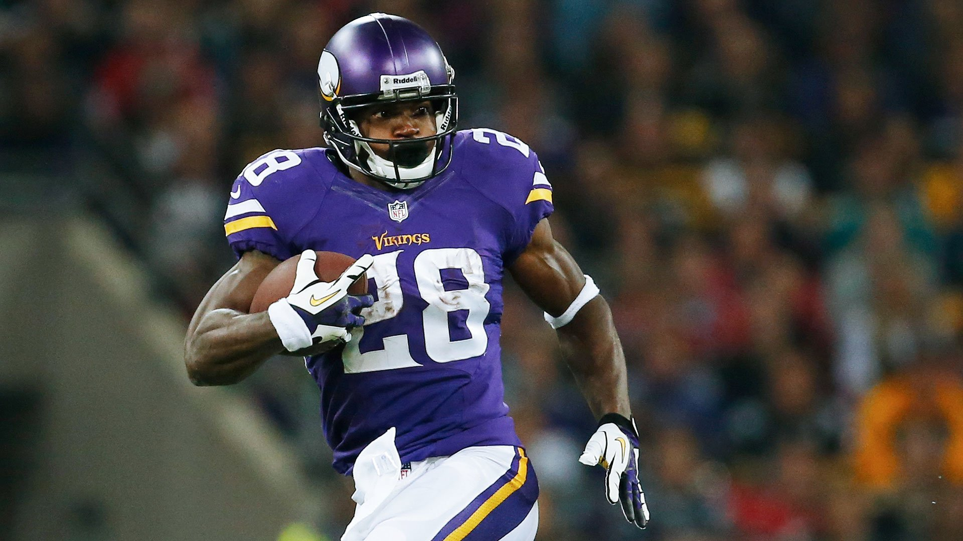 Adrian Peterson HD Wallpaper