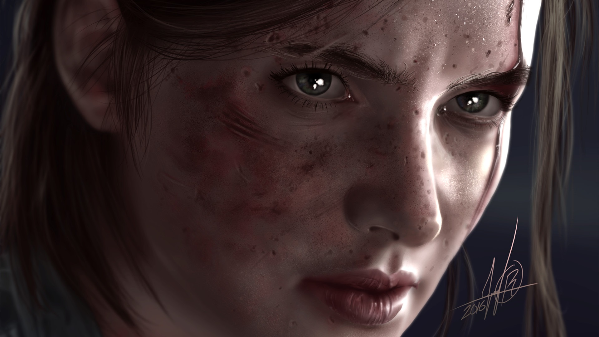 The Last of Us Part II HD Wallpaper   Background Image ...
