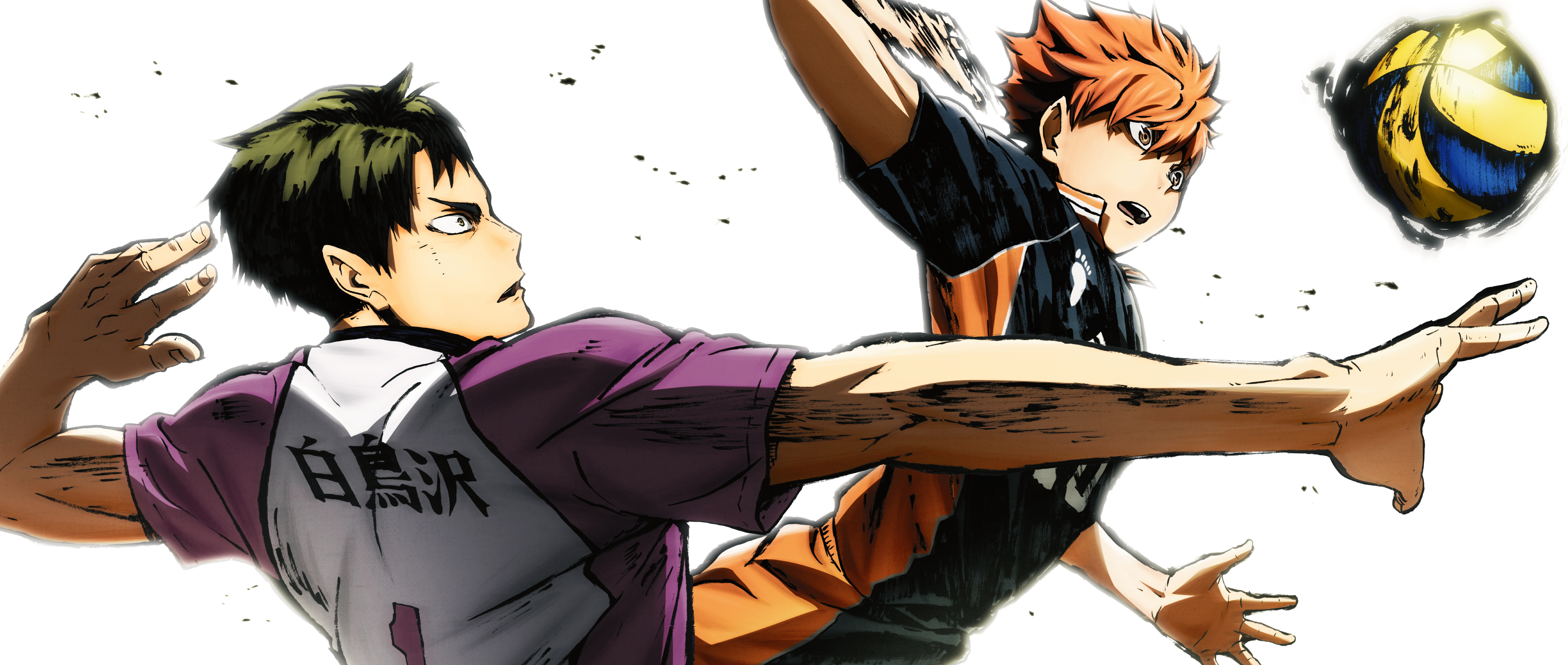 221 Haikyu HD Wallpapers