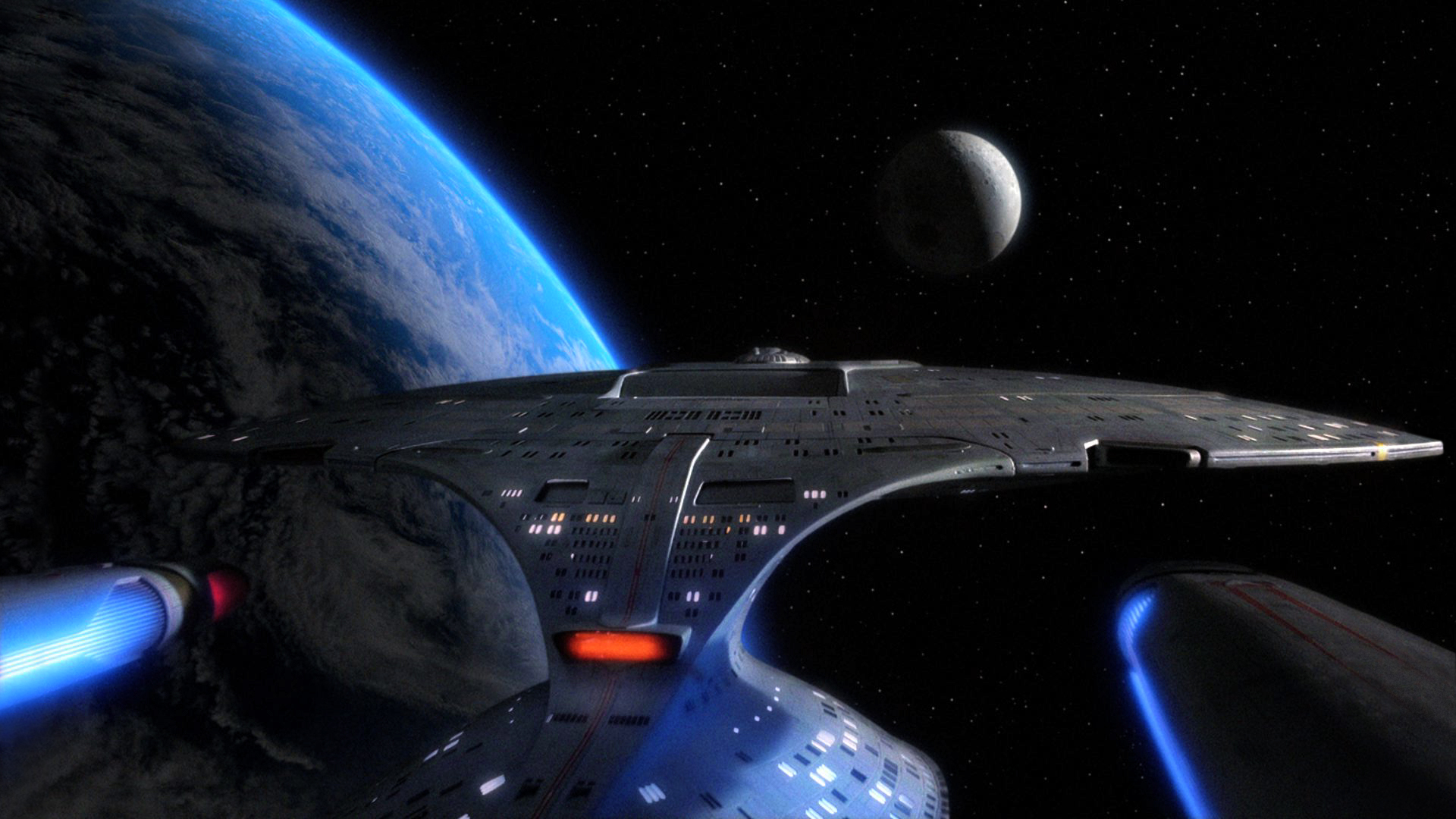 Star Trek The Next Generation Hd Wallpaper Background Image