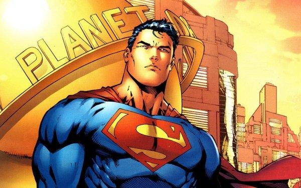Comics Superman Daily Planet Metropolis DC Comics HD Wallpaper | Background Image
