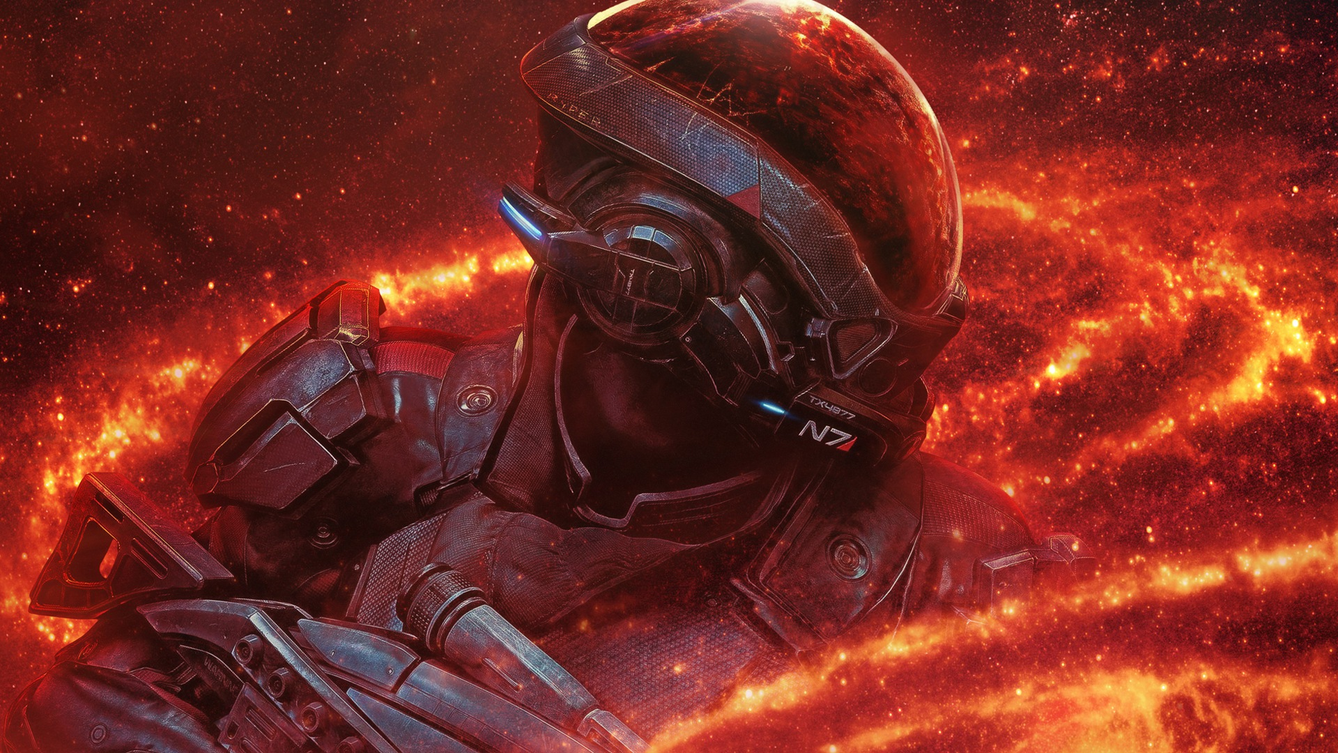 Mass Effect: Andromeda HD Wallpaper   Background Image ...