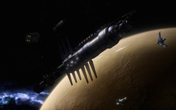 TV Show Babylon 5 HD Wallpaper | Background Image
