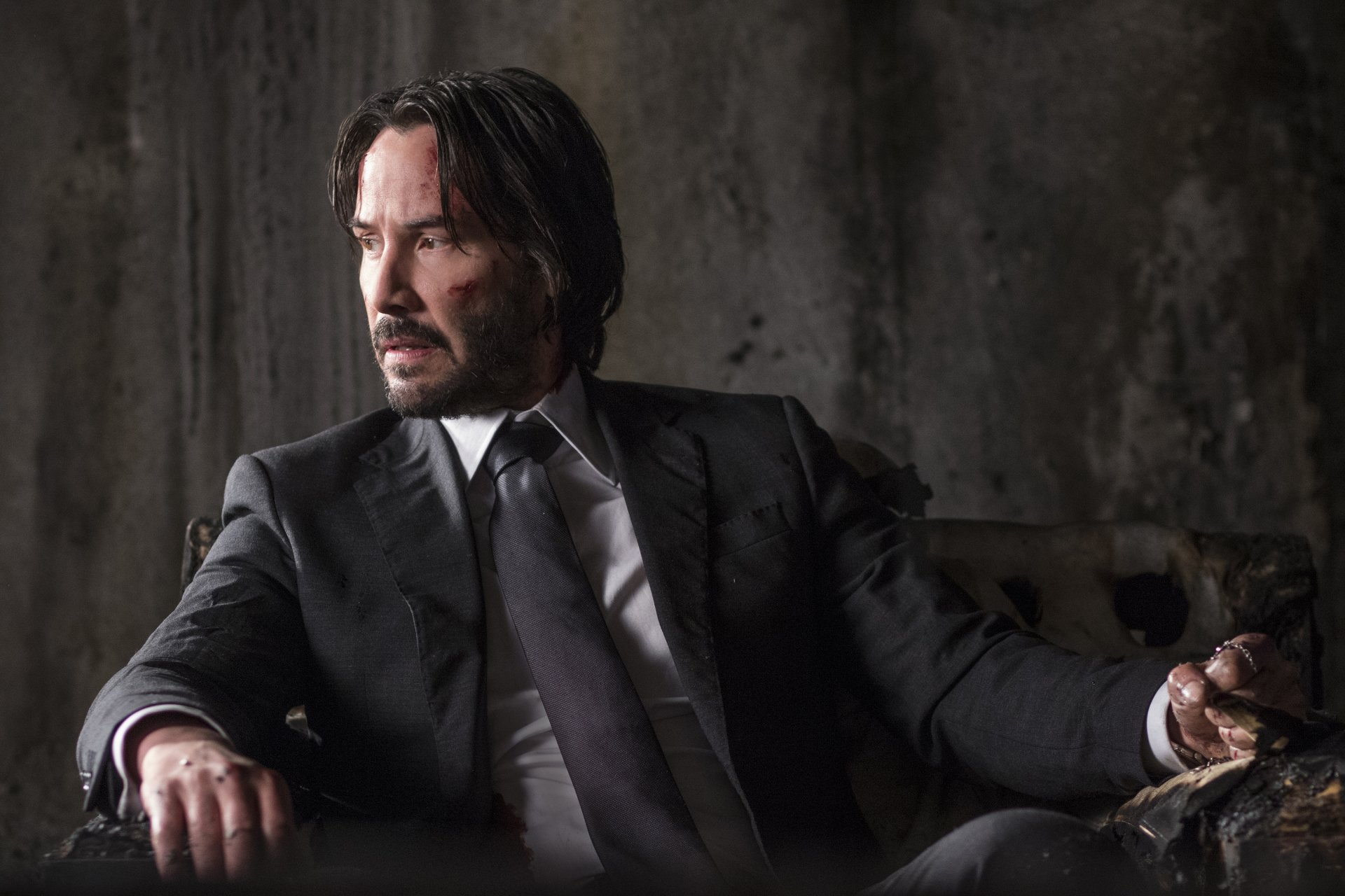 Movie - John Wick: Chapter 2  Keanu Reeves John Wick Wallpaper
