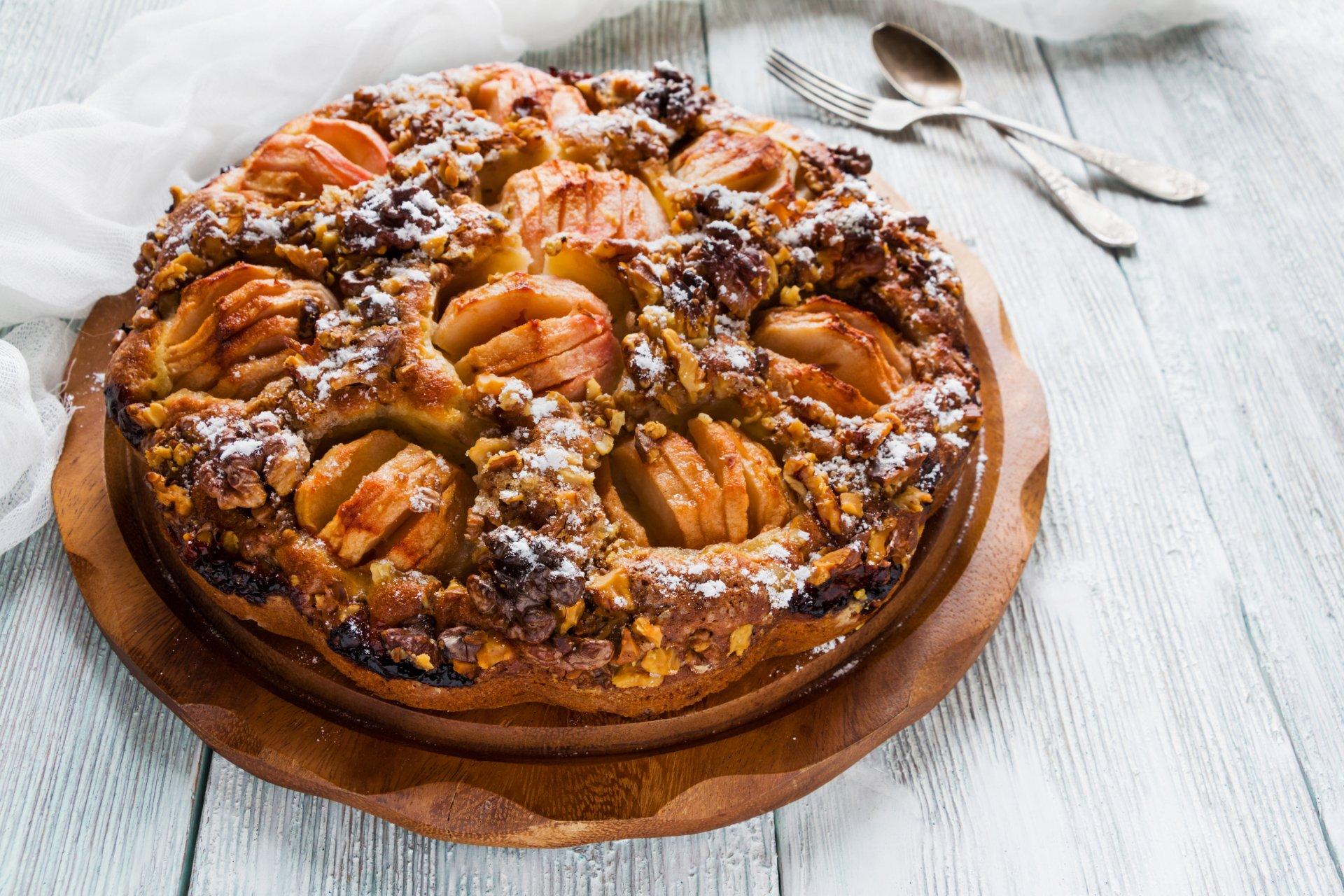 Food - Pie  Pastry Wallpaper