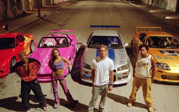 Movie 2 Fast 2 Furious Fast & Furious Brian O'Conner Paul Walker Devon Aoki Suki HD Wallpaper | Background Image