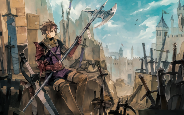 Anime Chain Chronicle: The Light of Haecceitas HD Wallpaper | Background Image