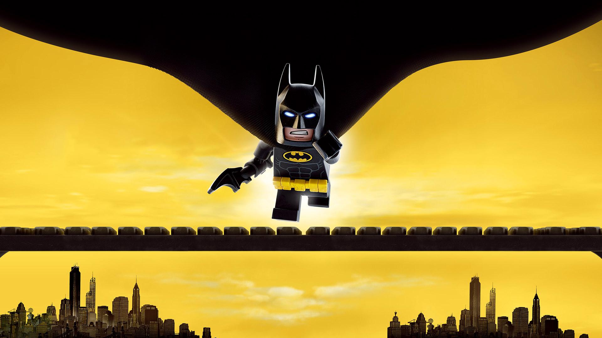 The Lego Batman Movie Papel De Parede HD
