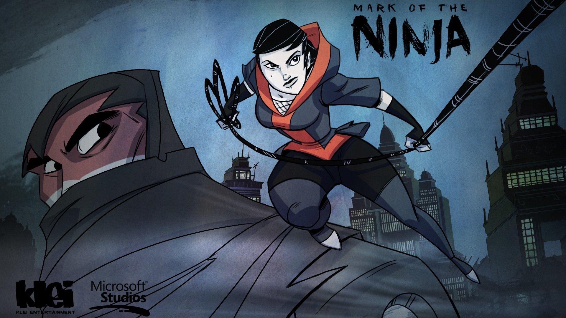 Mark Of The Ninja Hd Wallpaper Background Image 1920x1080 Id