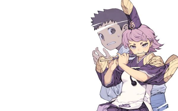 Anime Tsugumomo Fondo de pantalla HD | Fondo de Escritorio