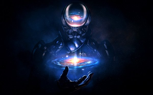 Jeux Vidéo Mass Effect: Andromeda Mass Effect Fond d'écran HD | Image