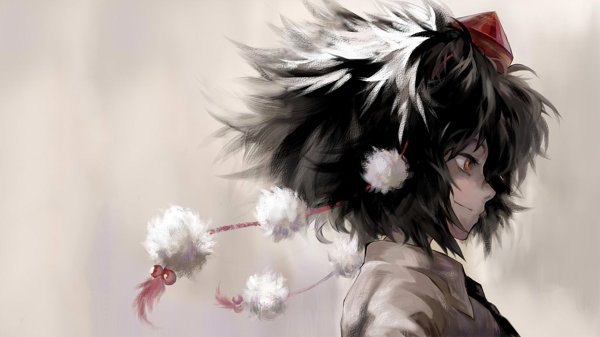 Anime - Touhou  Aya Shameimaru Wallpaper