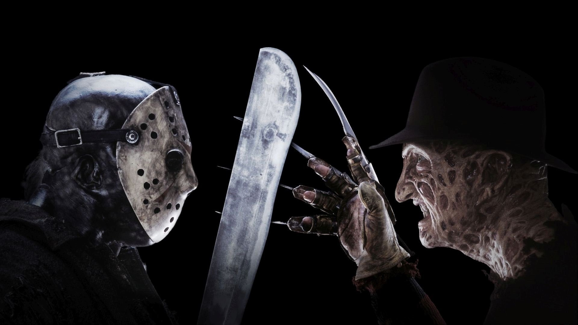 Freddy Vs Jason Full HD Wallpaper And Background Image