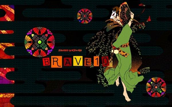 Anime Brave 10 HD Wallpaper | Background Image