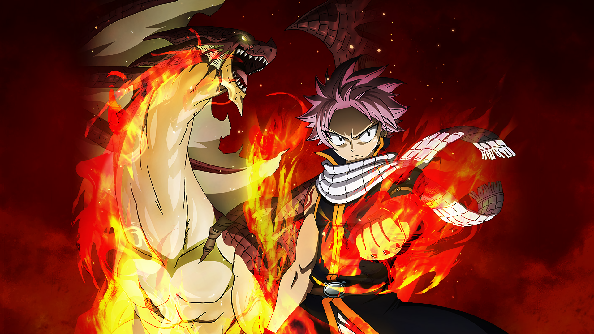 10 Igneel Fairy Tail Hd Wallpapers Background Images