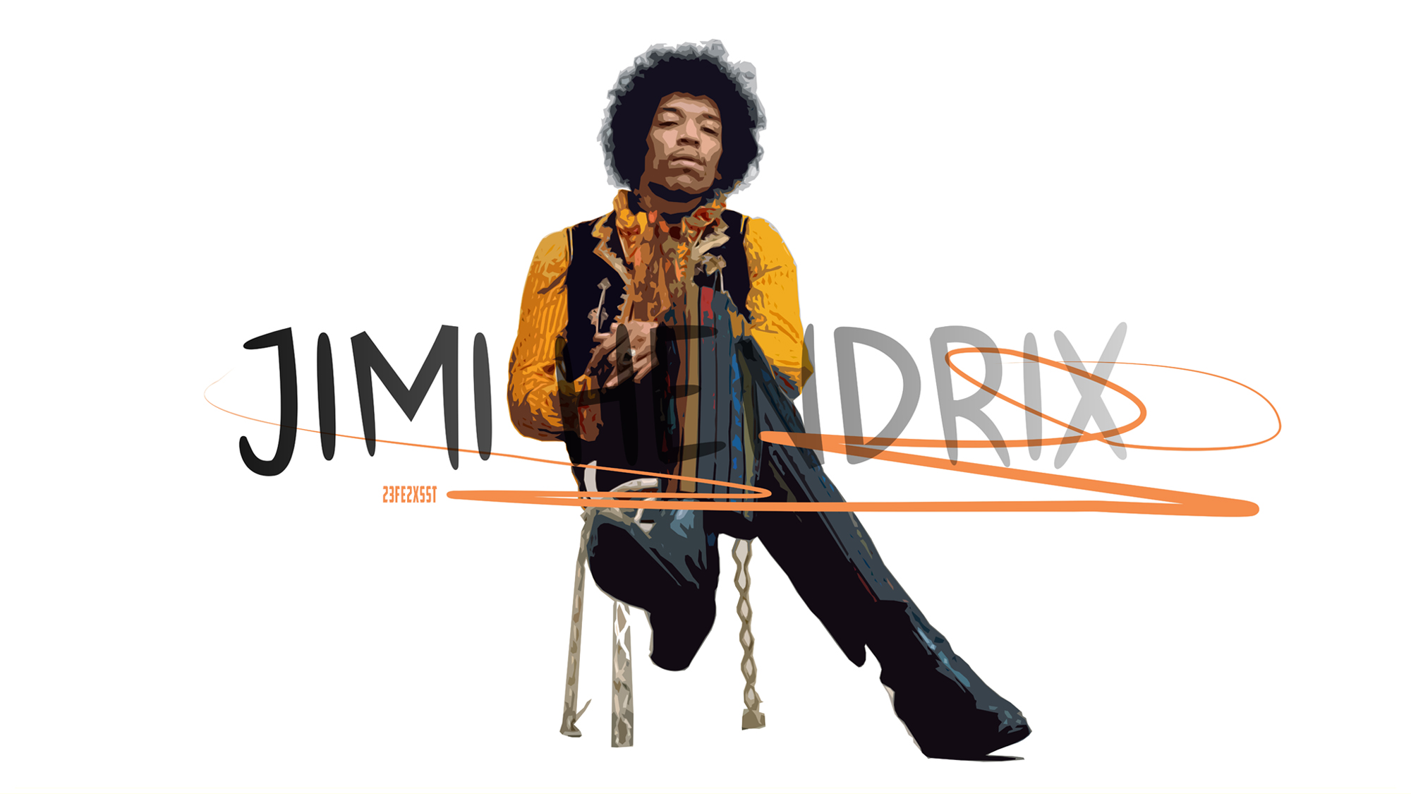 Jimi Hendrix HD Wallpaper | Background Image | 2000x1125 ...