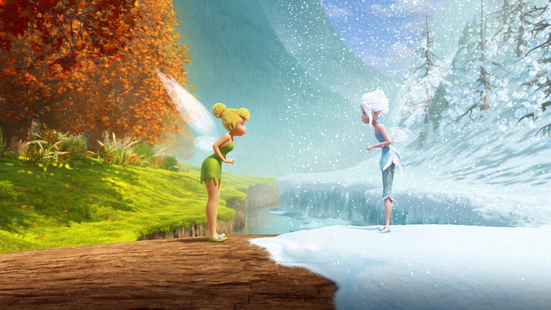 Secret Of The Wings Tinker Bell Wallpapers ID804016
