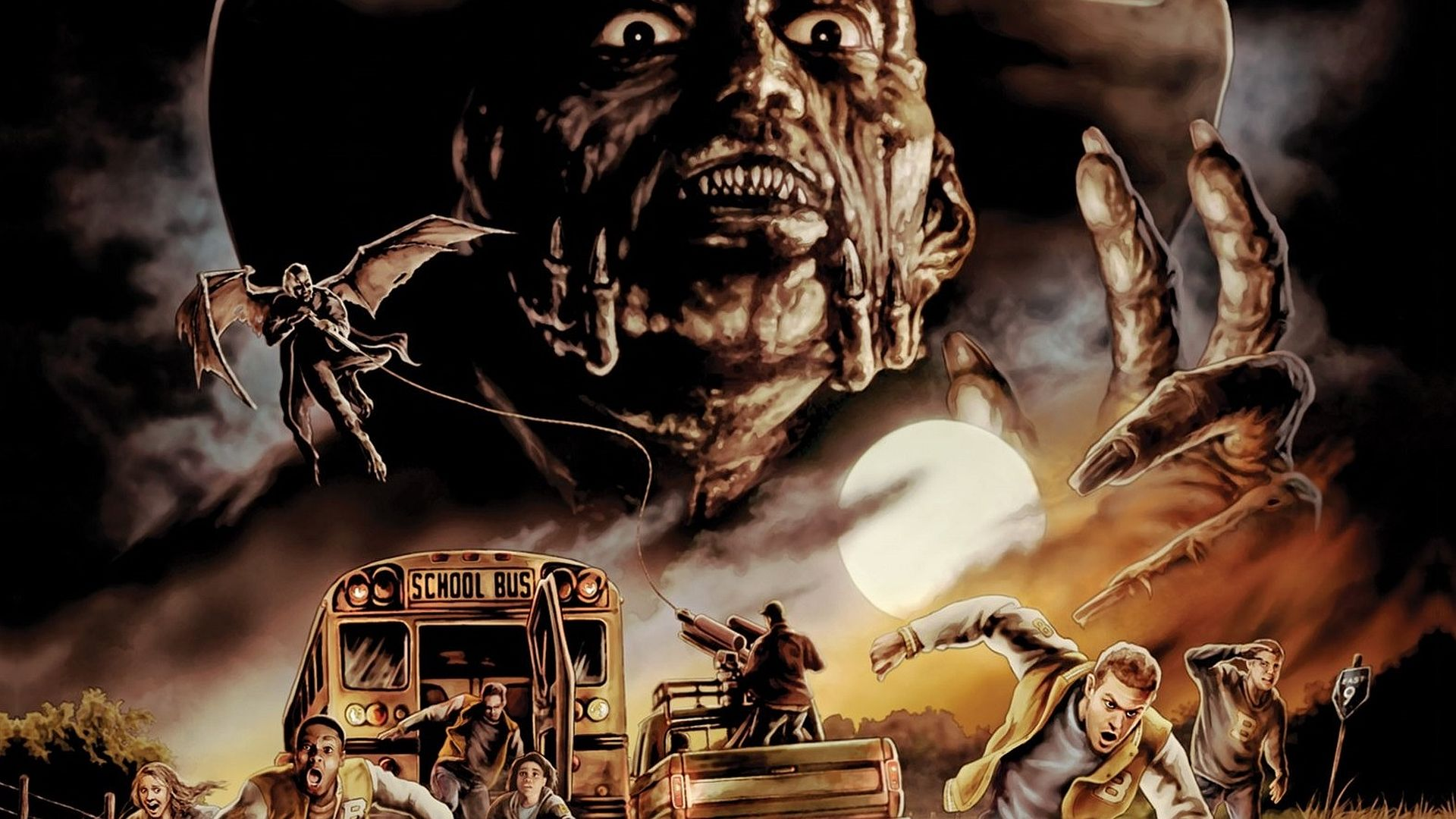 1 Jeepers Creepers 2 Hd Wallpapers Background Images