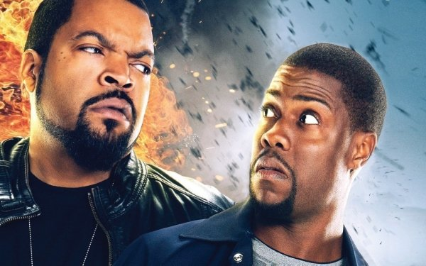 Movie Ride Along Ice Cube Kevin Hart Cop HD Wallpaper | Background Image