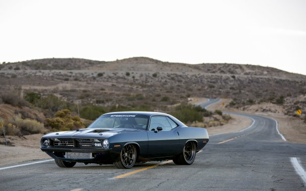 Vehicles Plymouth Barracuda Plymouth Hot Rod Muscle Car Mopar HD Wallpaper   Background Image