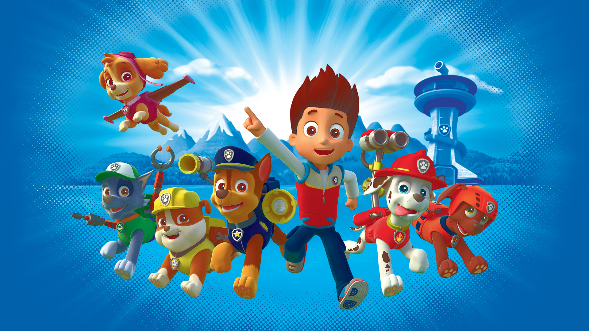 Paw Patrol HD Wallpaper | Background Image | 1920x1080 | ID:807471 - Wallpaper Abyss