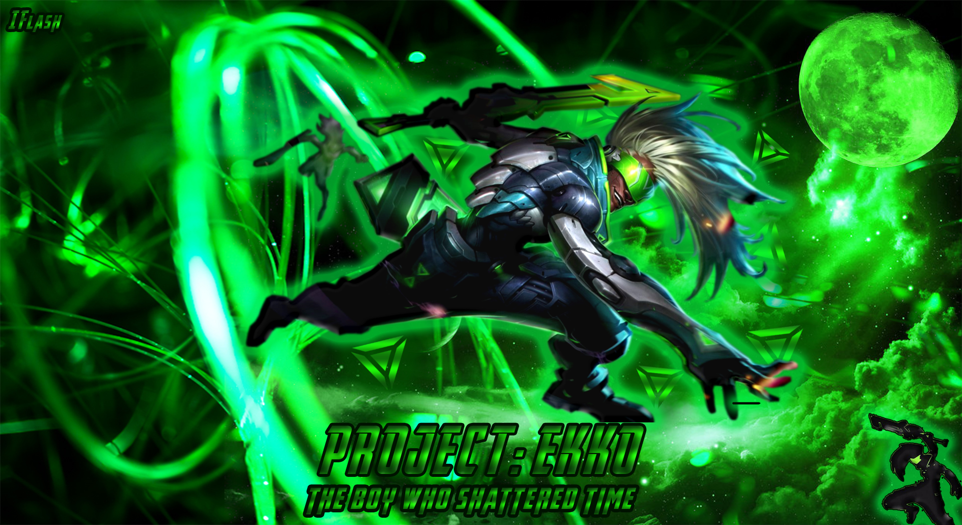 Wallpaper Project : Ekko Full HD Wallpaper and Background ...