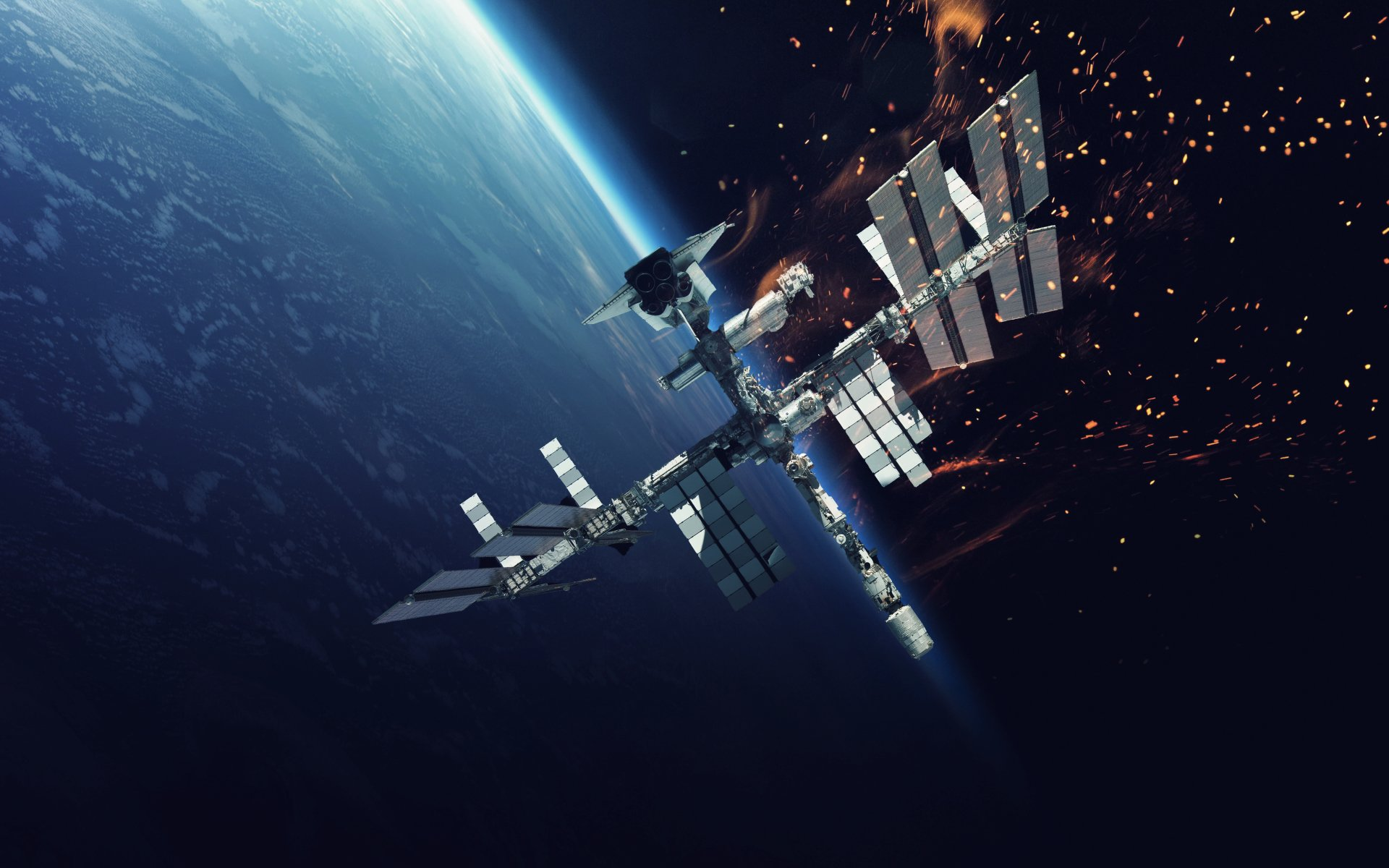 Satellite 5k retina ultra hd wallpaper background image 5200x3250 id 807194 wallpaper abyss - Satellite wallpaper hd ...