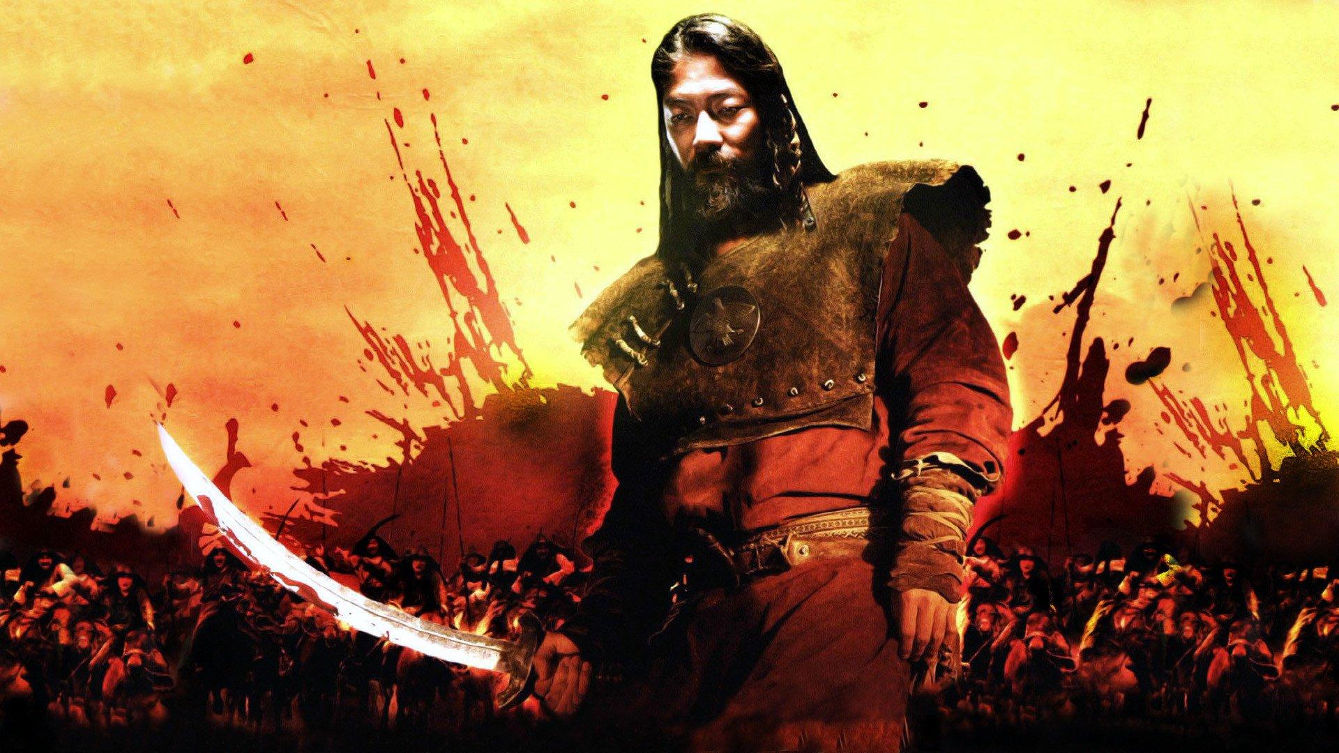 Mongol The Rise Of Genghis Khan Fond Décran Hd Arrière Plan