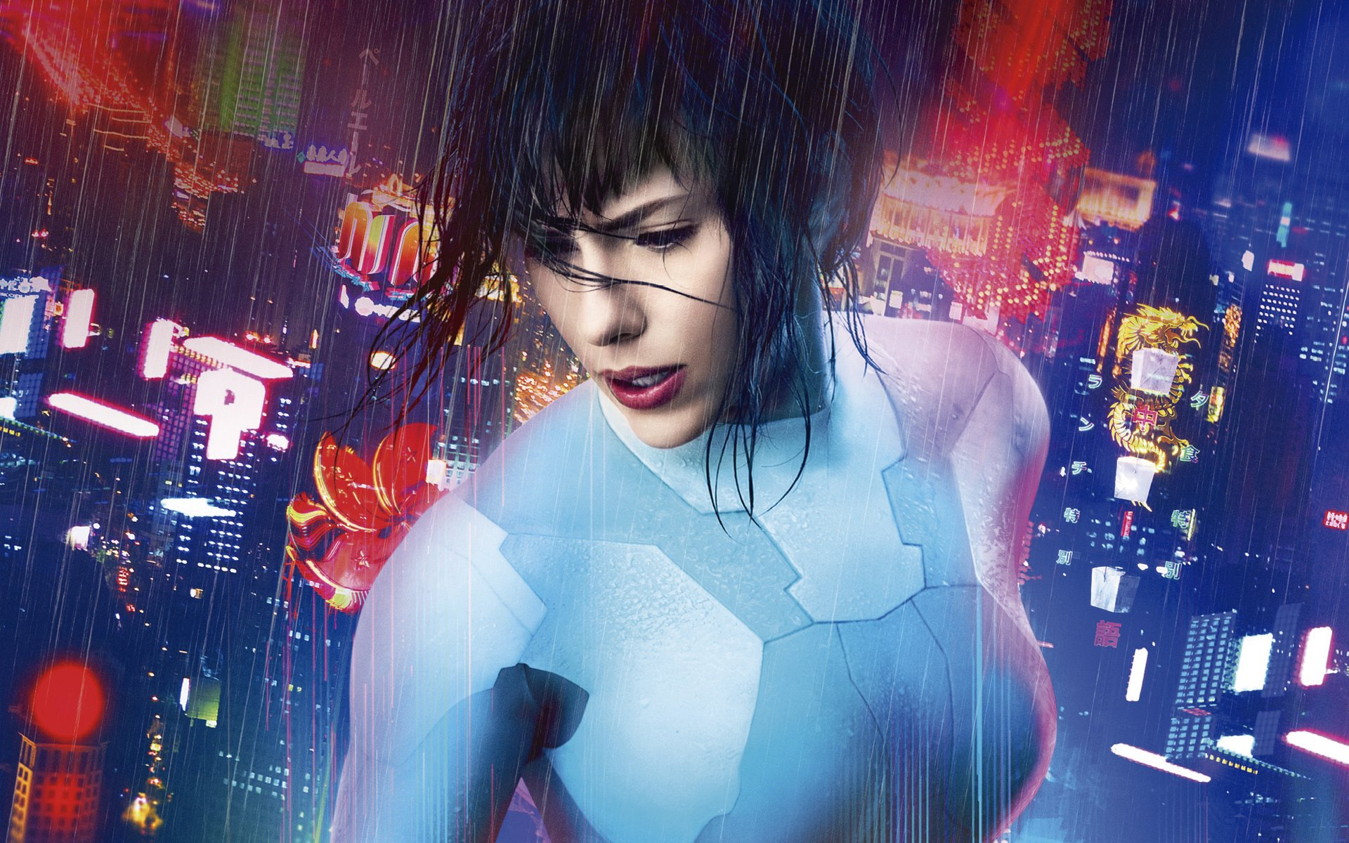 36 Ghost In The Shell Hd Wallpapers Background Images