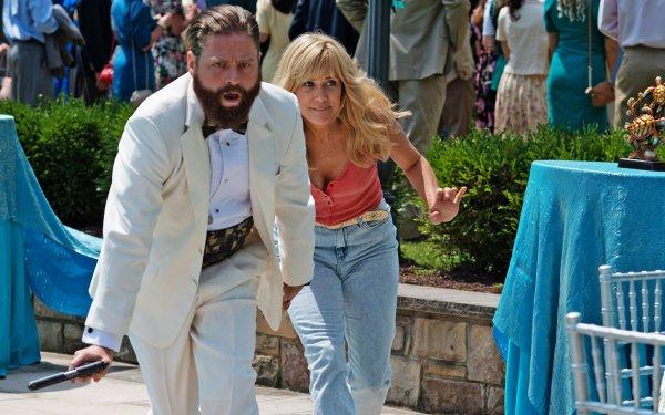 Movie Masterminds Kristen Wiig Zach Galifianakis HD Wallpaper | Background Image