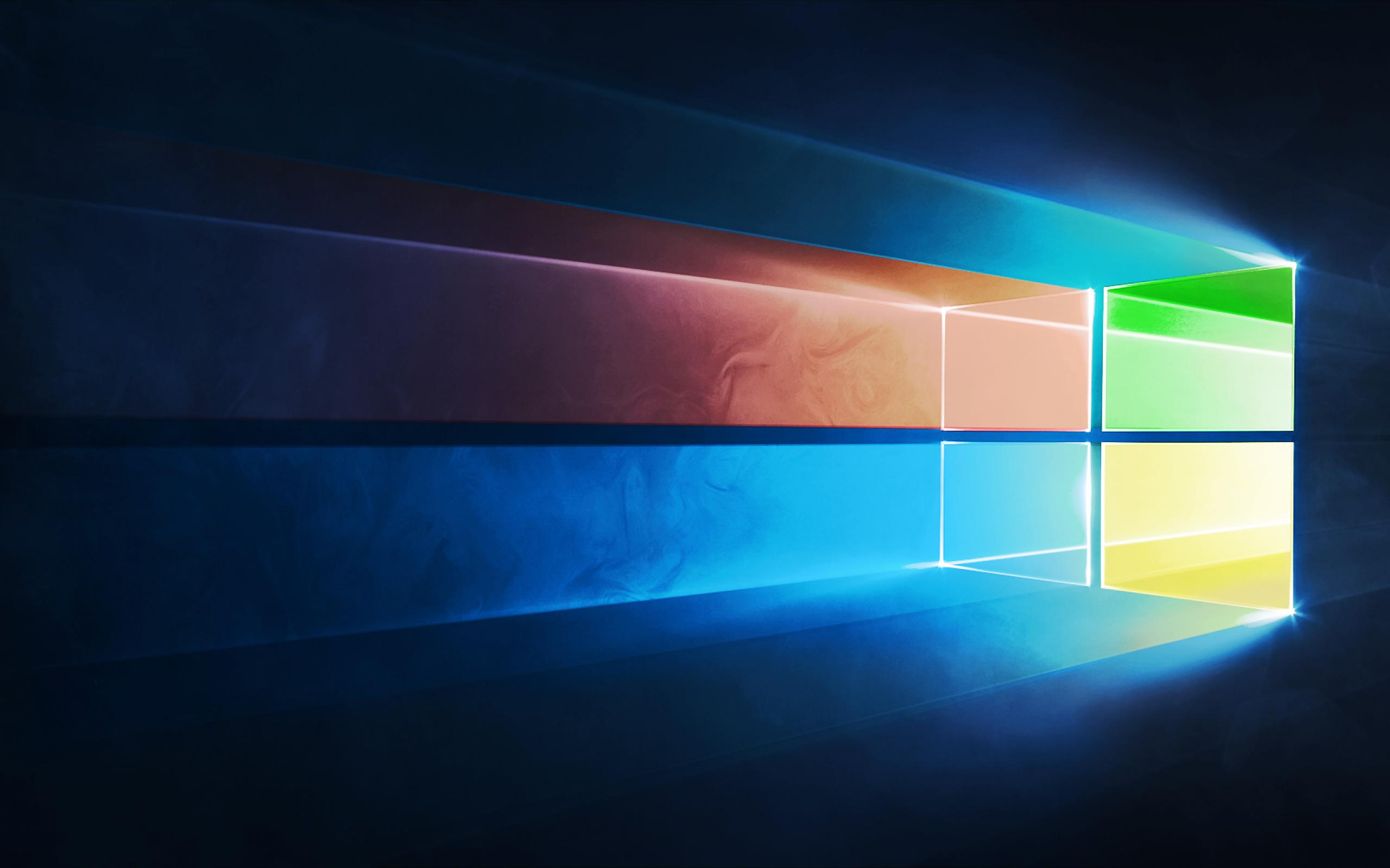 57 Windows 10 高清壁纸 桌面背景 Wallpaper Abyss