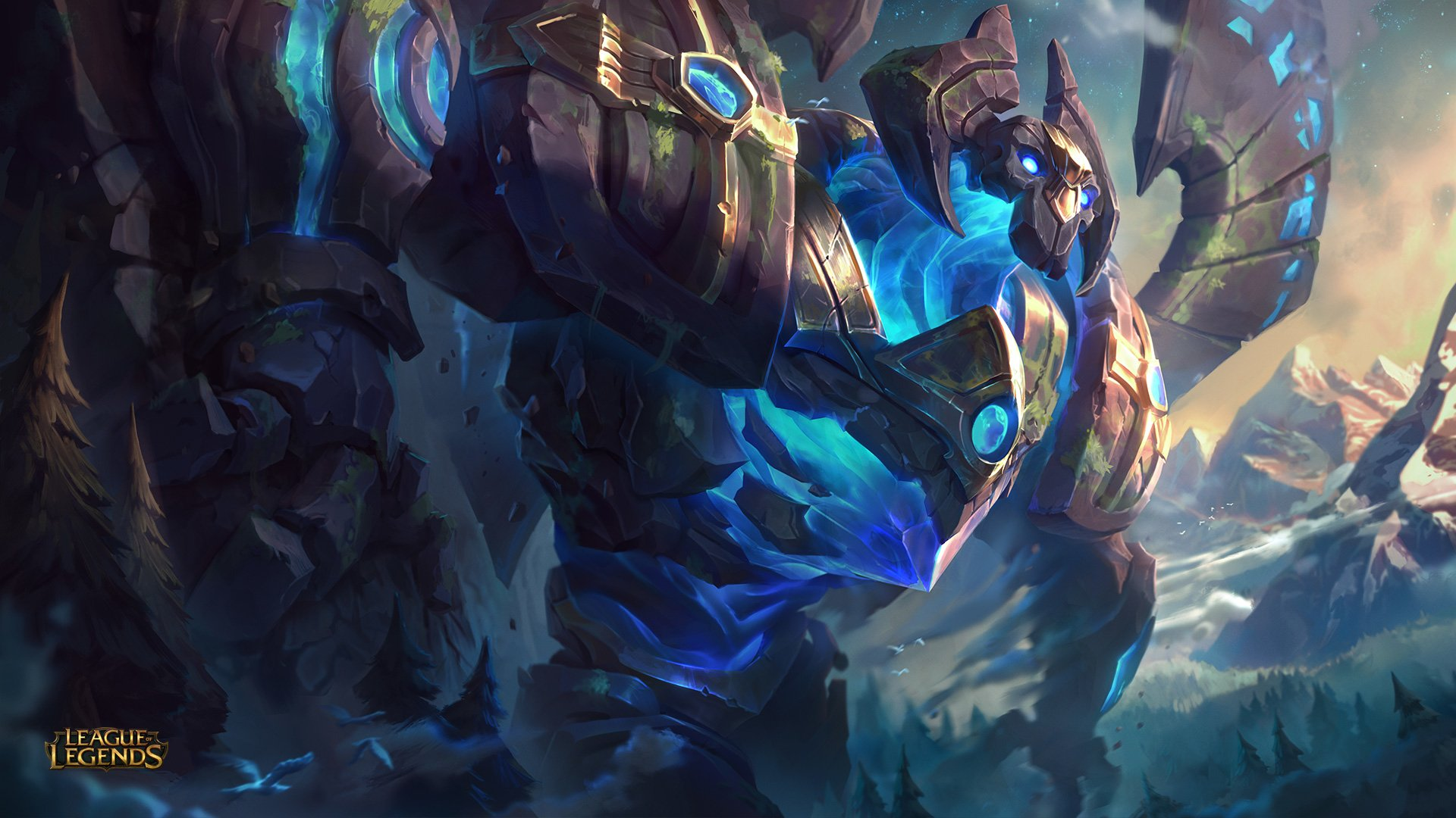Enchanted Galio HD Wallpaper | Background Image | 1920x1080 | ID:808991 -  Wallpaper Abyss