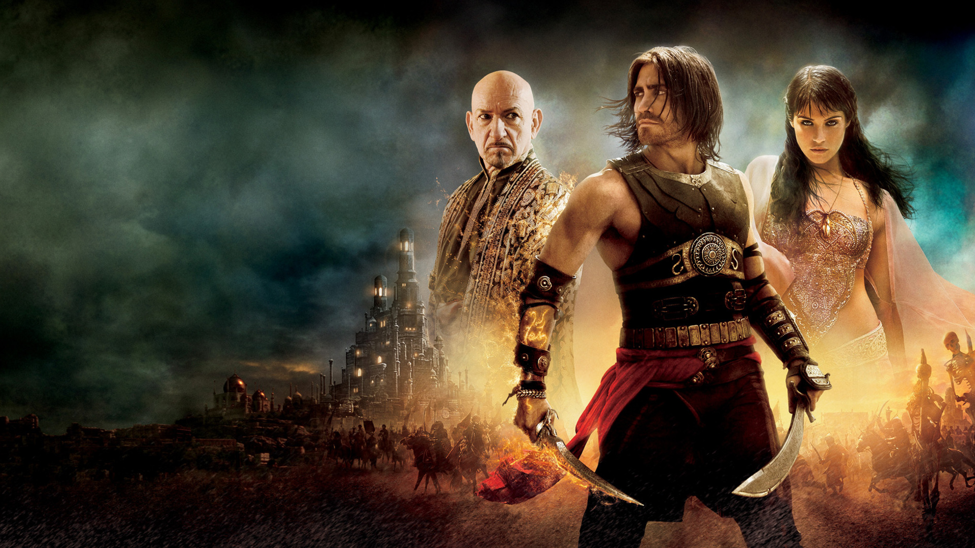 Prince Of Persia: The Sands Of Time Wallpapers - Wallpaper ... |Prince Of Persia Movie Wallpapers