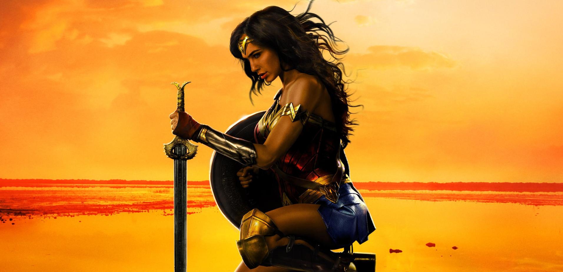 Wallpaper Gal Gadot As Wonder Woman 2017 Hd Picture Image: Wonder Woman Wallpaper And Background Image